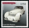 ANDORRA-FRENCH - Scott NEW ISSUE Antique Auto - Cord 810 (1)