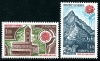 ANDORRA-FRENCH - Scott 262-63 Europa 1978