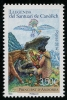 ANDORRA-FRENCH - Scott 726 Legend of Canolich Sanctuary (1)  Another stamp from Herrick Stamp Company