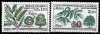 ANDORRA-FRENCH - Scott 325-26 Trees Wholesale Lot of 3