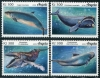 ANGOLA - Scott NEW ISSUE Whales (P/3 @ Face) (4)  Another stamp from Herrick Stamp Company