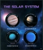 ANTIGUA - Scott NEW ISSUE Solar System Sheetlet II of 4 Different Round (1)  Another stamp from Herrick Stamp Company