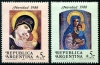 ARGENTINA - Scott 1637-38 Christmas Wholesale Lot of 3  Another stamp from Herrick Stamp Company