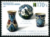 ARMENIA - Scott NEW ISSUE RCC, National Crafts - Ceramics (1)  Another stamp from Herrick Stamp Company