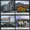 AUSTRALIA - Scott NEW ISSUE Heard Island - Penguins, Seals, Etc. (4)  Another stamp from Herrick Stamp Company