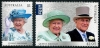 AUSTRALIA - Scott NEW ISSUE Queen Elizabeth II Birthday 2017 (2)  Another stamp from Herrick Stamp Company