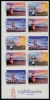 AUSTRALIA - Scott NEW ISSUE Lighthouses Self-Adhesive Booklet of 10 (4 Different) (1)  Another stamp from Herrick Stamp Company