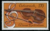 AUSTRIA - Scott NEW ISSUE Musical Instruments - Viennese Bass (1)  Another stamp from Herrick Stamp Company