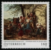 AUSTRIA - Scott NEW ISSUE Ferdinand G. Waldmuller (1)  Another stamp from Herrick Stamp Company