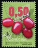 BOSNIA AND HERZEGOVINA - Scott NEW ISSUE (SERBIA ADMIN) Fruit - Grapes (1)  Another stamp from Herrick Stamp Company