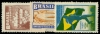 BRAZIL - Scott C78-79 Soccer Cup Host Country Issue. FIFA Wholesale Lot of 3