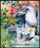 BURUNDI - Scott NEW ISSUE Birds & Air Pollution Souvenir Sheet (P/3 @ Face) (1)