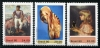 BRAZIL - Scott 1691-93 Paintings Wholesale Lot of 65 Sets. Scott Retail $325.00  Another stamp from Herrick Stamp Company