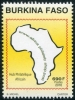 BURKINA FASO - Scott NEW ISSUE 2016 Hub Philatelic (1)  Another stamp from Herrick Stamp Company