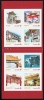 CANADA - Scott NEW ISSUE Chinatown Gates Self-Adhesive Booklet of 8 Different (P/3 @ Face) (1)