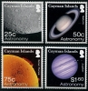 CAYMAN ISLANDS - Scott NEW ISSUE Astronomy 2017 (4)  Another stamp from Herrick Stamp Company
