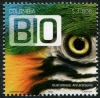 COLOMBIA - Scott NEW ISSUE Bio Program (1)  Another stamp from Herrick Stamp Company