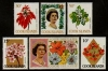 Cook Islands stamp, Cook Islands stamps, Herrick Stamp, Flower stamp