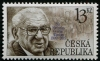 CZECH REPUBLIC - Scott NEW ISSUE Sir Nicholas (1)  Another stamp from Herrick Stamp Company