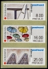 DENMARK - Scott NEW ISSUE Nordia 2017 Frama Labels Self-Adhesive Strip of 3 Diff. (P/3 @ Face) (1)  Another stamp from Herrick Stamp Company