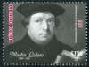 DOMINICAN REPUBLIC - Scott NEW ISSUE 500th Anniv. Reformation (1)  Another stamp from Herrick Stamp Company