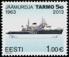 ESTONIA - Scott NEW ISSUE 50th Anniv. Tarmo Icebreaker (1)