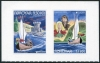 FAROE ISLAND - Scott NEW ISSUE EUROPA 2017 Castles Self-Adhesive Pair (P/3 @ Face) (1)  Another stamp from Herrick Stamp Company