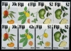 FIJI - Scott 698-701 Tropical Fruits Wholesale Lot of 3 Sets. Scott Retail $51.00  Another stamp from Herrick Stamp Company