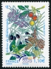 FRANCE - Scott NEW ISSUE Euromed 2017 Trees (1)  Another stamp from Herrick Stamp Company