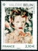 FRANCE - Scott NEW ISSUE Valerie Belin (1)  Another stamp from Herrick Stamp Company