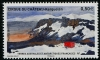 FRENCH ANTARCTIC - Scott NEW ISSUE Cirque du Chateau - Kerguelen (1)  Another stamp from Herrick Stamp Company