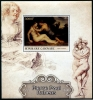 GABON - Scott NEW ISSUE Rubens Paintings Souvenir Sheet (Nude) (P/3 @ Face) (1)  Another stamp from Herrick Stamp Company