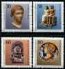 GERMANY - BERLIN - Scott 9N488-91 Ancient Artwork Wholesale Lot of 31 Sets. Scott Retail $198.40  Another stamp from Herrick Stamp Company