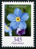 GERMANY - Scott NEW ISSUE Flower-Forget-Me-Not (1)  Another stamp from Herrick Stamp Company