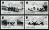 GIBRALTAR - Scott NEW ISSUE 75th Anniversary D-Day (4)  Another stamp from Herrick Stamp Company