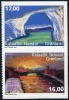 GREENLAND - Scott NEW ISSUE EUROPA 2018 Bridges Self-Adhesive Setenant Pair (P/3 @ Face) (1)  Another stamp from Herrick Stamp Company