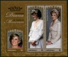 GRENADA - Scott NEW ISSUE Princess Diana 20 Year Memorial Sheetlet I of 3 Diff. (P/3 @ Face) (1)  Another stamp from Herrick Stamp Company