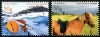 ICELAND - Scott NEW ISSUE Tourism 2017 - Horse & Glaciers (P/3 @ Face) (2)  Another stamp from Herrick Stamp Company