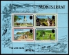 MONTSERRAT - Scott 251A Golf & Tourism Wholesale Lot of 11 Souvenir Sheets  Another stamp from Herrick Stamp Company