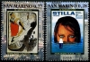 SAN MARINO - Scott 1562-63 Europa 2003 - Poster Art. 20 Sets.  Another stamp from Herrick Stamp Company