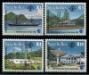 SEYCHELLES - Scott 759-62 Telecommunications Wholesale Lot of 3 Sets. Scott Retail $53.10  Another stamp from Herrick Stamp Company