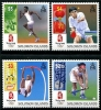 SOLOMON ISLANDS - Scott 1114-17 Beijing 2008 Olympics Wholesale Lot of 10 Sets. Scott Retail $37.50  Another stamp from Herrick Stamp Company