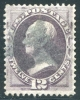 UNITED STATES - Scott 151 Nicely centered very fine twelve cent National Banknote.  Another stamp from Herrick Stamp Company