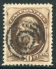 UNITED STATES - Scott 161 Jumbo superb ten cent Continental Banknote  Another stamp from Herrick Stamp Company