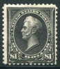 UNITED STATES - Scott 261A Rare Type II. Intense Color  Another stamp from Herrick Stamp Company