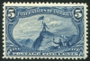 UNITED STATES - Scott 288 Fresh stamp. Deep color and impression. Small corner bend  Another stamp from Herrick Stamp Company