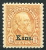 UNITED STATES - Scott 664 Exceptional Stamp  Another stamp from Herrick Stamp Company