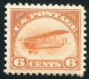 UNITED STATES - Scott C1 1918 6 Cent  Another stamp from Herrick Stamp Company