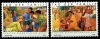 UNITED NATIONS VIENNA - Scott 380-81 Intl Day of Families. 20 sets in this wholesale lot